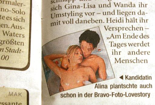 Bravo Aline